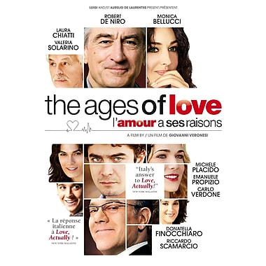 The Ages Of Love (DVD)