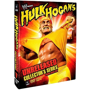 WWE 2009 : WWE Presents Hulk Hogan's Unreleased Collector's Series (DVD)