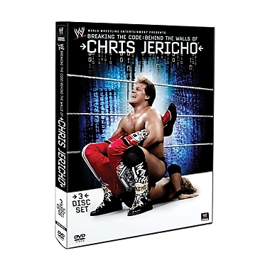 WWE 2010: Chris Jericho: Breaking The Code: Behind The Walls Of Chris Jericho (DVD)