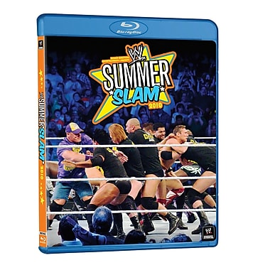 WWE 2010: Summerslam 2010: Los Angeles, Ca: August 15, 2010 (DISQUE BLU-RAY)