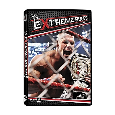 WWE 2011: Extreme Rules 2011: Tampa, Fl: May 1, 2011 (DVD)