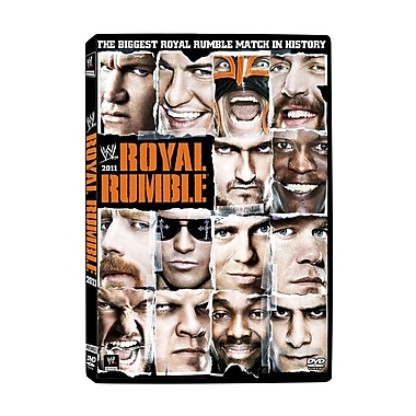 WWE 2011: Royal Rumble 2011: Boston, Ma: January 30, 2011 Ppv (DVD)