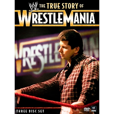 WWE 2011: The True Wrestlemania Story (DVD)