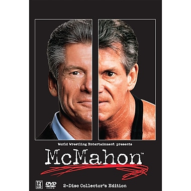 WWE: Mr.Mcmahon (DVD)