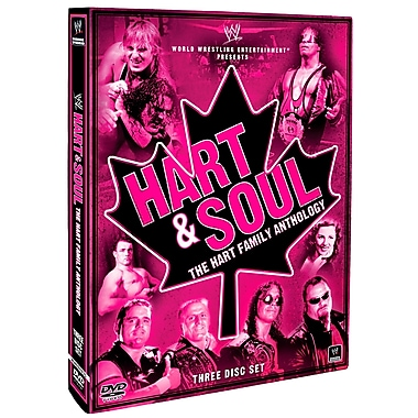 WWE2010: Hart & Soul: The Hart Family Anthology (DVD)