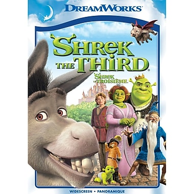 Shrek The Third (DVD) 2009