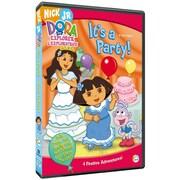 Dora The Explorer: It'S A Party! (DVD)