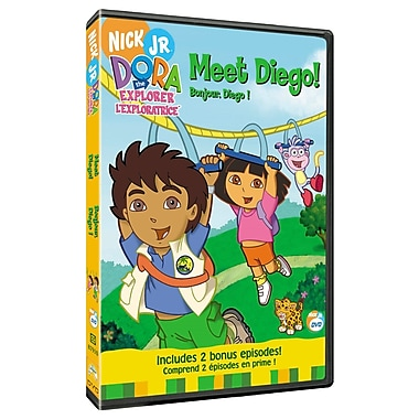 Dora The Explorer: Meet Diego! (DVD)
