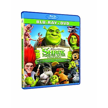 Shrek Forever After (BRD + DVD)
