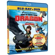 How To Train Your Dragon (BRD + DVD)