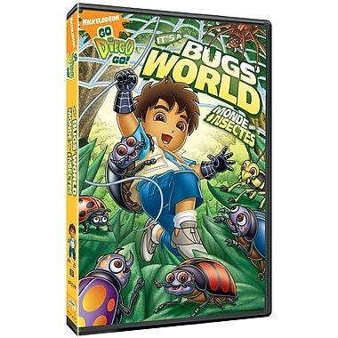 Go Diego Go!: It's A Bug's World (DVD)