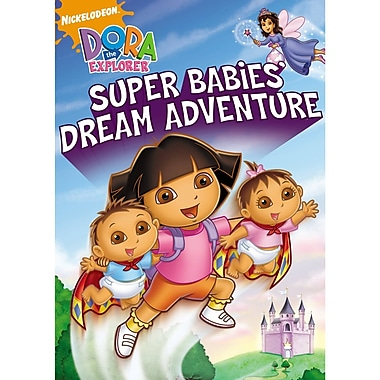 Dora The Explorer: Super Babies' Dream Adventure (DVD)