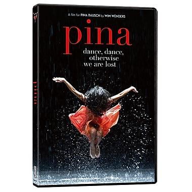 Pina (3D BRD + BRD + DVD)