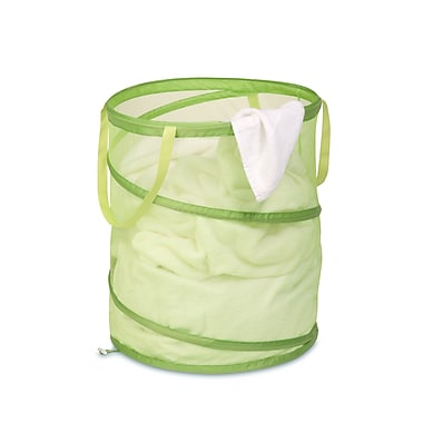 Honey Can Do® Breathable Large Mesh Popup Hampers