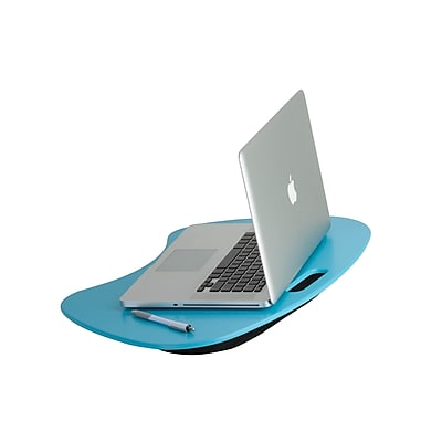 Honey Can Do® Solid MDF Portable Lap Desk, Blue