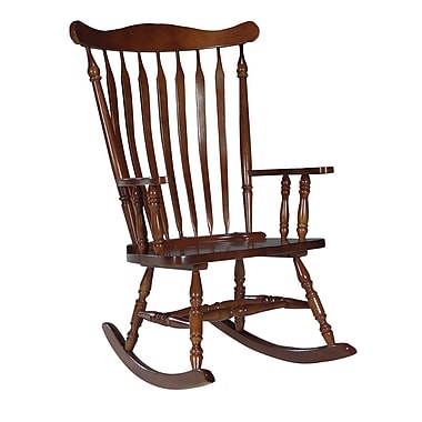 International Concepts Rocking Chair, Cherry (R06-120)