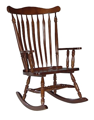 International Concepts Rocking Chair, Cherry (R06-120)
