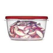 Rubbermaid® 14 Cup Easy Find Lids Container, Racer Red