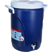 Rubbermaid® 5 gal Water Cooler, Blue