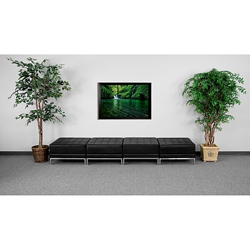 Flash Furniture Hercules Imagination Series Four Seater Bench Black Https Www Staples 3p S7 Is