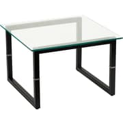 "Flash Furniture 23.625""W x 23.625""D End Table Glass (FDENDTBL)"