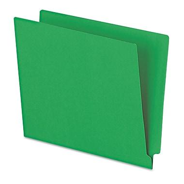 Pendaflex® Letter Straight Cut End Tab File Folder w/3/4