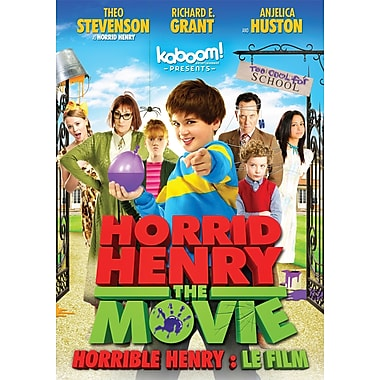 Horrid Henry: The Movie Horrible Henry (DVD)