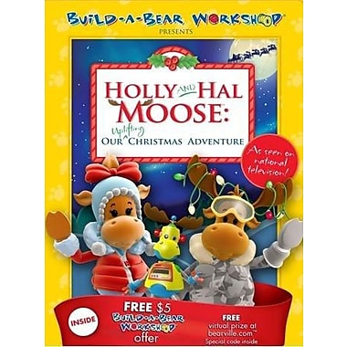 Holly And Hall Moose: Our Uplifting Christmas Adventure (DVD)