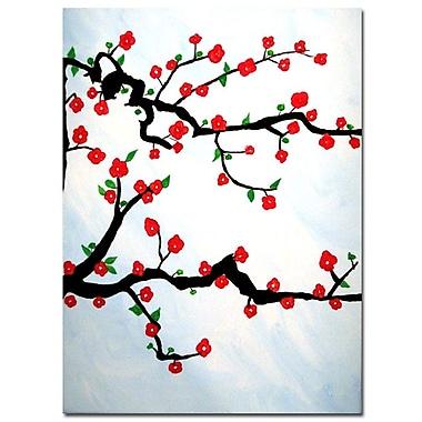Trademark Fine Art Amanda Rea 'All You Need is Love II' Canvas Art