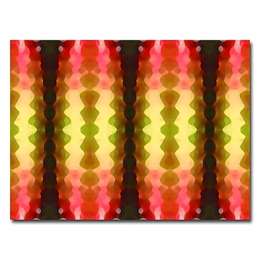 Trademark Fine Art Amy Vangsvard 'Cactus Vibrations' Canvas Art