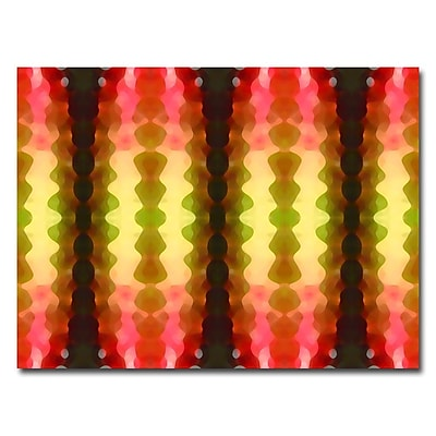 Trademark Fine Art Amy Vangsvard 'Cactus Vibrations' Canvas Art