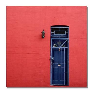 Trademark Fine Art Beata Czyzowska 'The Door' Canvas Art