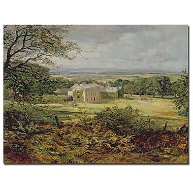 Trademark Fine Art Heywood Hardy 'English Landscape' Canvas Art