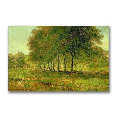 Trademark Fine Art George Inness 'Summer' Canvas Art