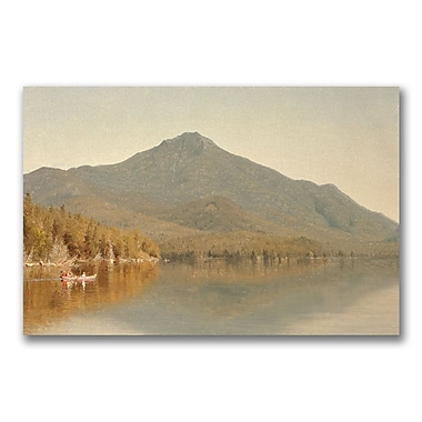 Trademark Fine Art Sanford Gifford 'Mount Whitface' Canvas