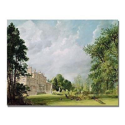 Trademark Fine Art John Constable 'Malvern Hall' Canvas Art