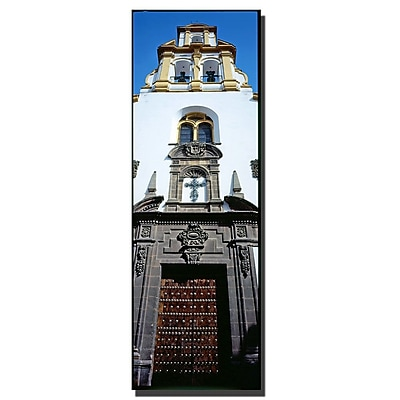 Trademark Fine Art Spanish Church by Preston-Ready to Hang Art