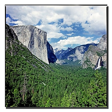 Trademark Fine Art Yosemite III by Preston-Ready to Hang Art