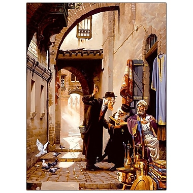 Trademark Fine Art Togetherness by Hava-Canvas Art 18x24 Inches