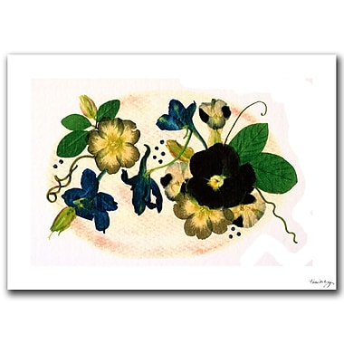Trademark Fine Art Veranda by Kathie McCurdy-Canvas Ready to Hang