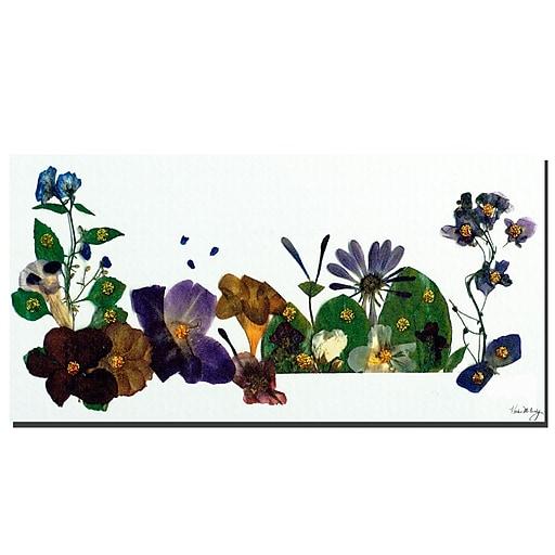 Trademark Fine Art Rise & Shine Kathie McCurdy Canvas Art Ready to Hang