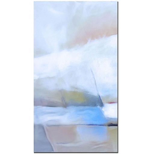 Trademark Fine Art Landscape in Light by A.Kadmos-Gallery Wrapped