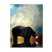 Trademark Fine Art Lois Bryan 'Little Boy Lost' Canvas Art