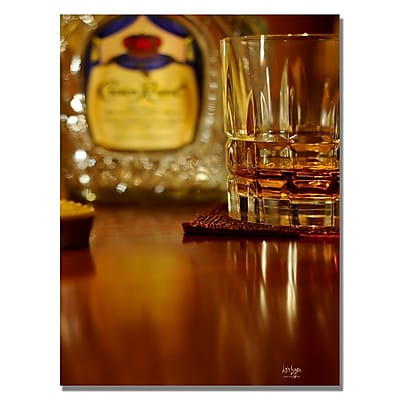 Trademark Fine Art Lois Bryan 'Whiskey for the Soul' Canvas Art 30x47 Inches