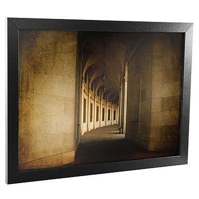 Trademark  Fine  Art Hallowed Halls Canvas Art Ready to Hang 18x24 Inches