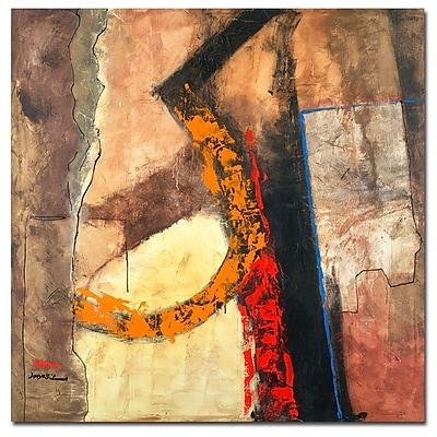 Trademark Fine Art Joarez 'Victory IV' Canvas Art