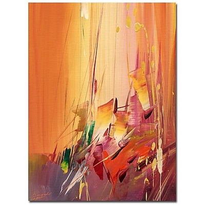 Trademark Fine Art Ricardo Tapia 'Hope' Canvas Art 35x47 Inches