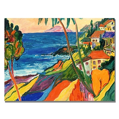Trademark Fine Art Manor Shadian 'Maui' Canvas Art