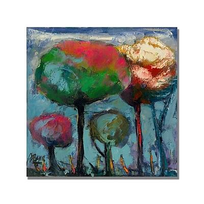 Trademark Fine Art 'Boyer Paso Andino' Canvas Art