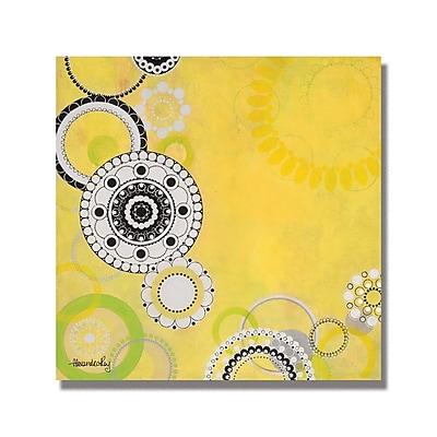 Trademark Fine Art Alexandra Rey 'Ilummia' Canvas Art 35x35 Inches